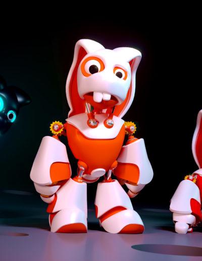 Maxim-the-robot JanoX